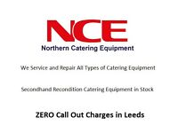 Commercial Catering Equipment Repair in Leeds - Ovens, Dishwashers, Glasswashers, Cookers and Fryers