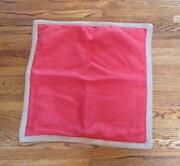 Pottery Barn Linen Pillow