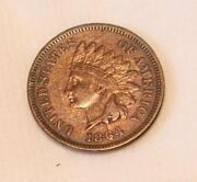 1864 L Indian Head Penny