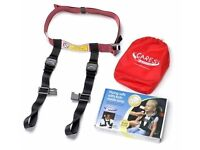Child Airplane Travel Harness - Cares Safety Restraint System £50