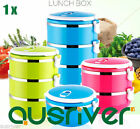 Stainless Steel Unbranded Tupperware Lunch Boxes