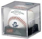 Commemorative Baseball