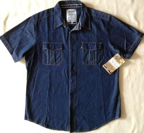 f32b2efe598 Levis Denim Shirt