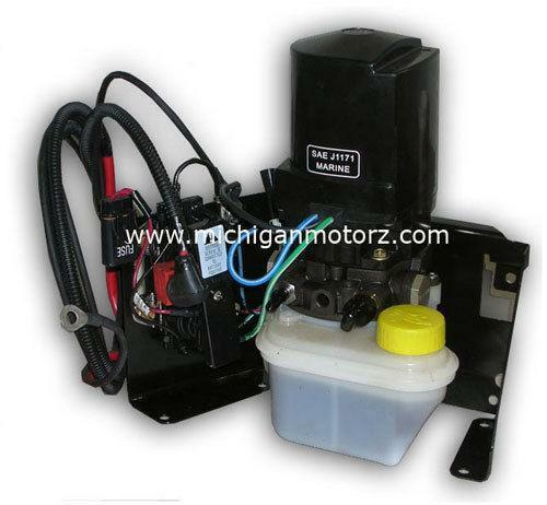 Mercruiser Power Trim Pump