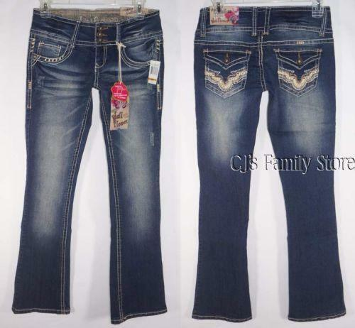 Womens Jeans Bootcut