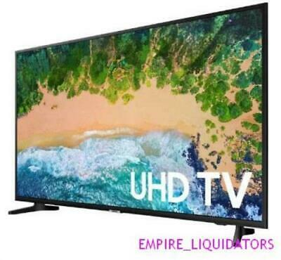 "50"" SAMSUNG 6 SERIES LED SMART 4K TV UN50NU6900F 💥💥(SORRY NO SHIPPING)💥💥"