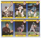 Derek Jeter Rookie Card Front Row