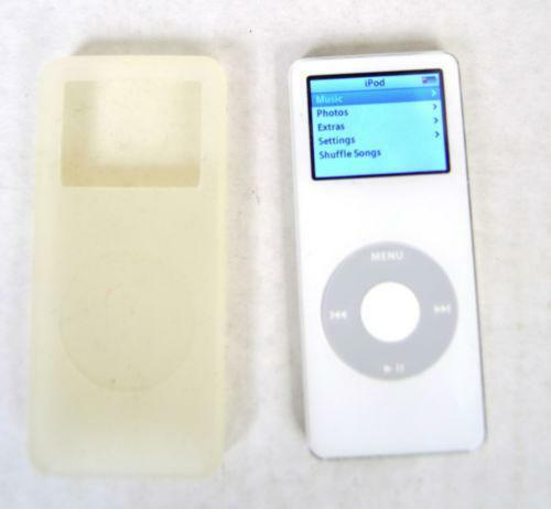 ipod nano 1st generation 2gb ebay. Black Bedroom Furniture Sets. Home Design Ideas