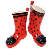 Ladybird Wellies