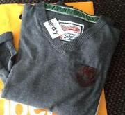Mens SUPERDRY V Neck Jumper