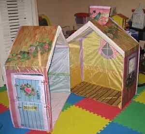 Complete classic playhouse