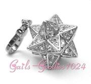 Juicy Couture Pave Star Charm
