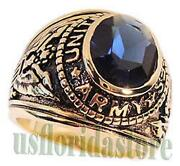Army Ring Gold