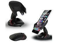 Universal 360° Rotating In Car Mobile Phone Holder