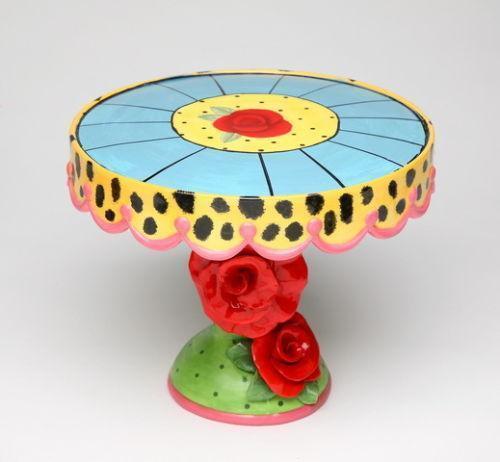 Ceramic Cake Stand Ebay