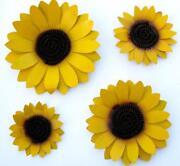 Metal Sunflower