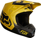 Yellow DOT ATV Helmets