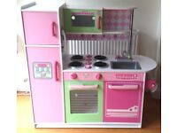 """Brand New boxed Quality Girls Play Kitchen """" My Little Kitchen"""" By GLTC"""