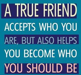 Genuine friends