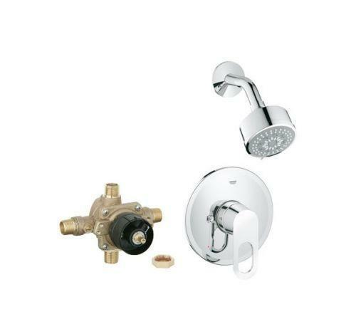grohe shower valve - Grohe Shower Head