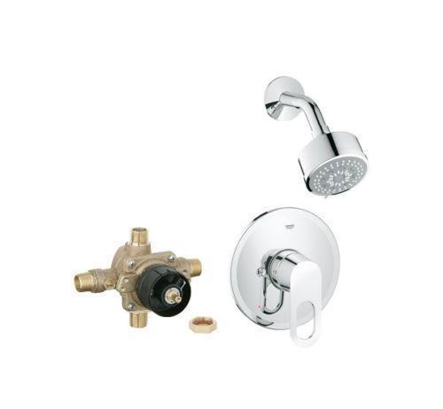 grohe shower valve - Grohe Shower Head