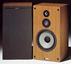 Sony tower speakers, ss-2250