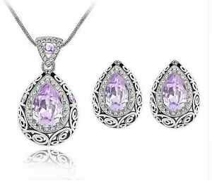 **Brand New* Silver plated Jewellery Set - for Christmas and NEY