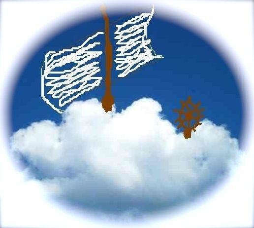 Das Wolkenboot