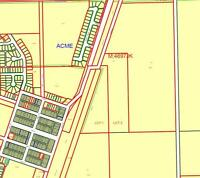 Residential acreage/development in Acme
