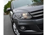 2014 Volkswagen Tiguan 2.0 TDi BlueMotion Tech Match 5 door Diesel Estate