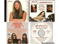 Metallica - Enter Mainhattan & Mucho Demo CDs