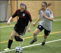 Looking for Female Soccer player for Friendly 5-5 sessions