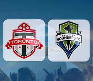 Toronto FC vs Seattle Sounders MLS Cup $225
