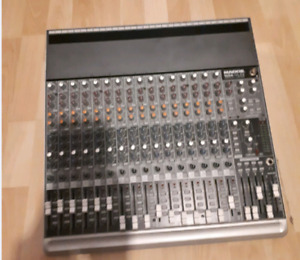 Mackie 1604 VLZ3 Premium Mic/Line Mixer 16 Channel