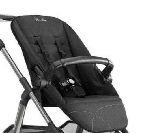 Silvercross pioneer/wayfarer seat