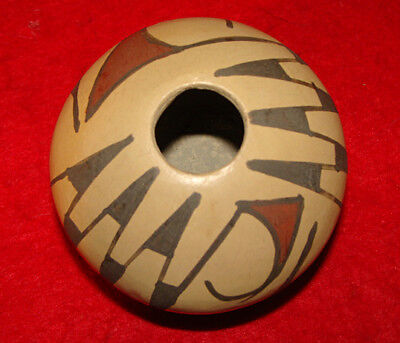 Signed Vintage Mexican Pottery Pot - Teco