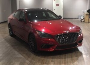 2019 Genesis G80 Sport All Wheel Drive