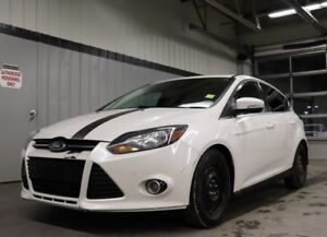 2012 Ford Focus Titanium. Text 780-205-4934 for more information