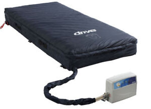new in box air mattress with electric compressor T. 647-781-8987