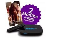NOW TV SMART BOX WITH 2 MONTH SKY CINEMA PASS