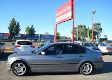 2004 BMW 318I E46 MY2004 Executive Steptronic Silver 5 Speed Sports Automatic Sedan Bellevue Swan Area Preview