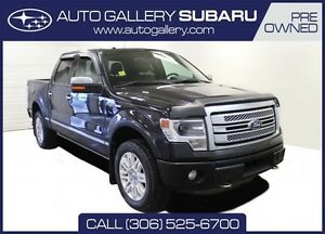 2014 Ford F-150 Platinum - PST PAID