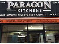 Admin Receptionist needed ASAP for kitchen showroom in Ilford high road IG1