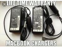 MacBook power adapter, for Pro and Air, 45w,60w,85w, life time warranty included