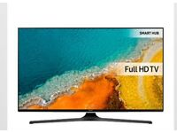 "40"" LED Smart Samsung 6 Series UE40J6240AK warranty and delivered"