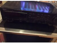 DENON amplifier Am-fm Stereo Recover DRA-435R