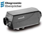 Eberspacher D2, D3, D4, D5 Airtonic Diagnostic Fault Error Codes Repair, Jiffy van, Sandwich van