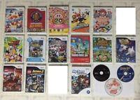 Wii Games : Super Smash Bros, Mario Party 9, Mario All-Star