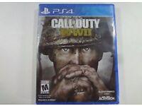 Call of Duty World War 2 (PS4) Brand New