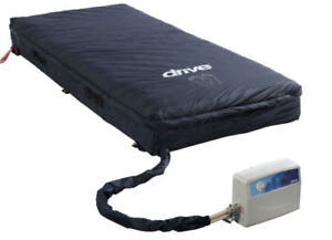 new in box air mattress with electric compressor T647-781-8987